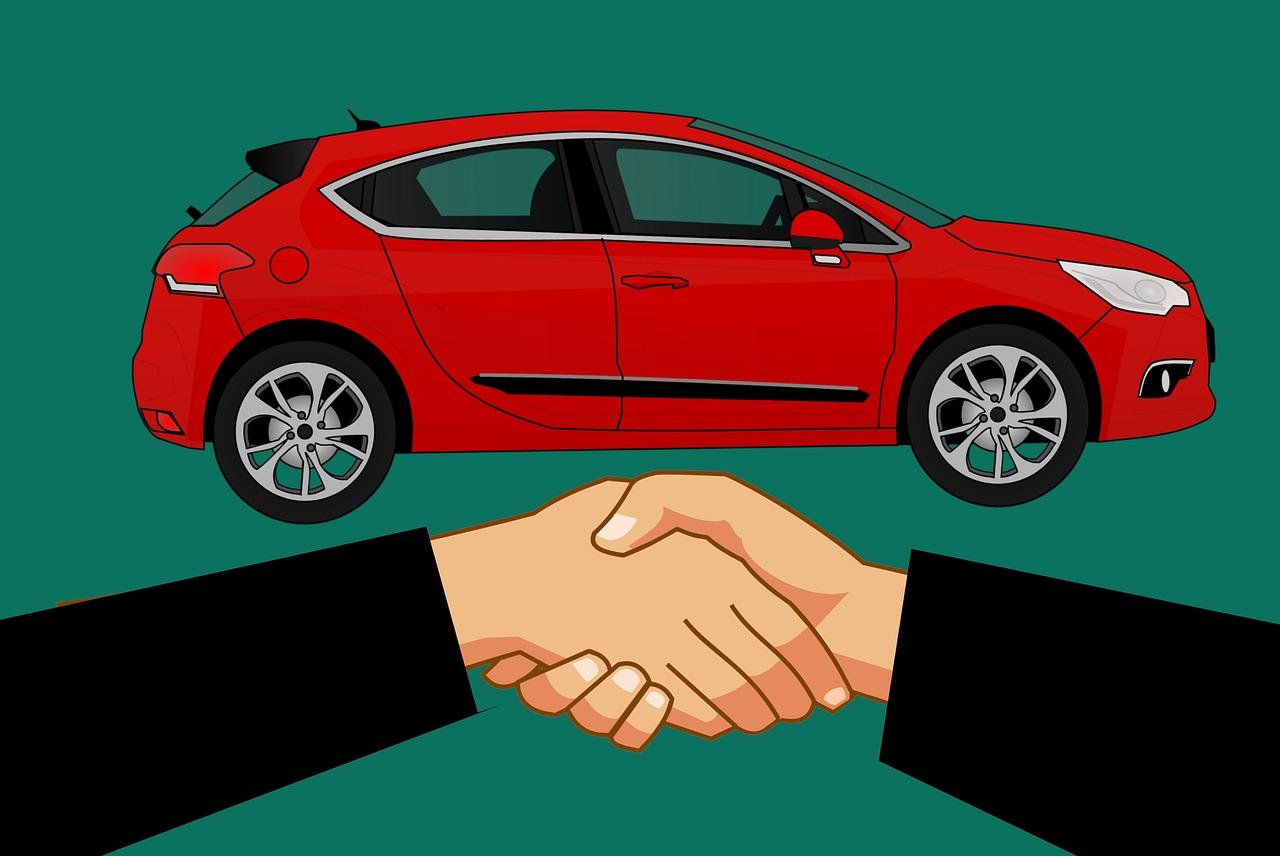 Zgłoszenie sprzedaży samochodu PZU