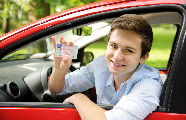 Zakup OC bez prawa jazdy
