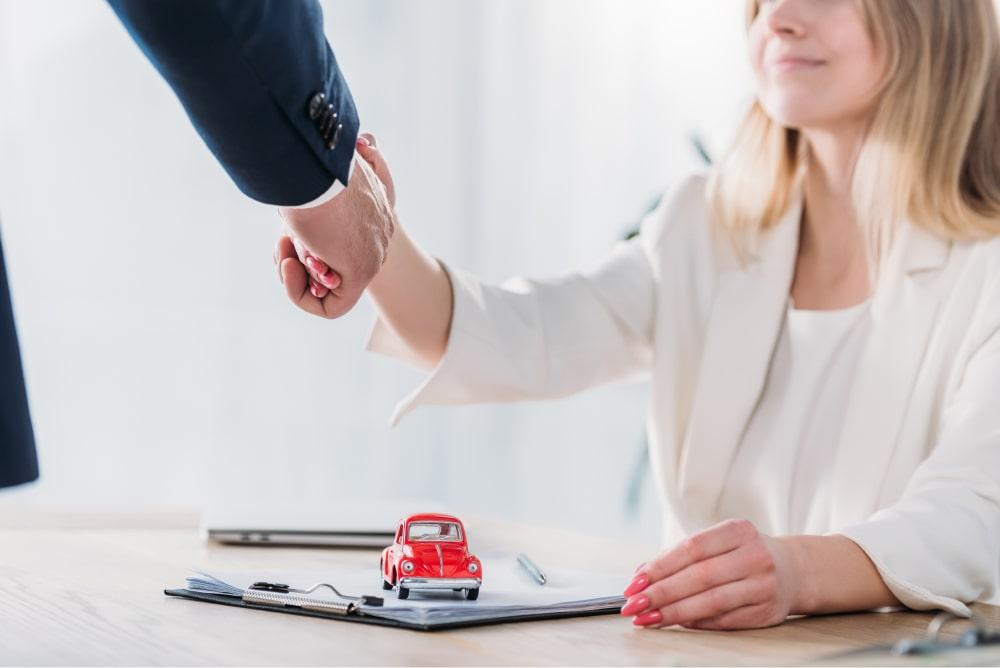 umowa przedwstępna sprzedaży kupna pojazdu